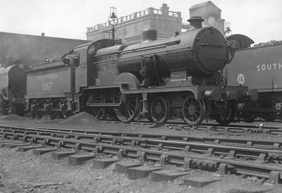 Maunsell SE&CR E-1A 4-4-0 (Rebuild of Wainwright E Class)