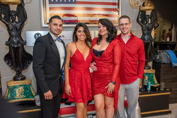 All M Lounge NYE Party 12-31-20