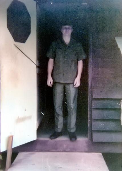 Jerry Rinhart my roommate at Korot.jpg