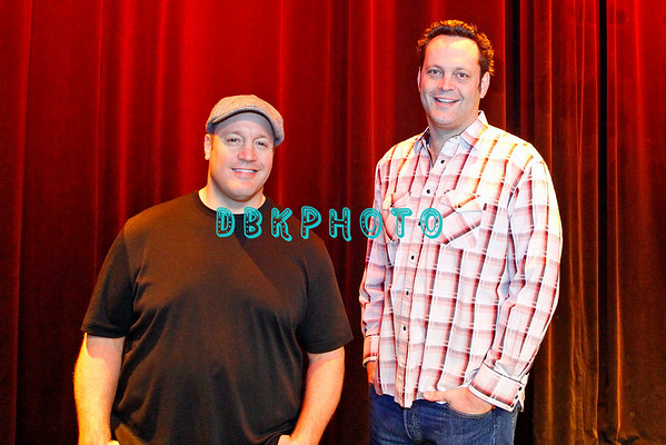 DBKphoto / Vince Vaughn & Kevin James 11/6/2010