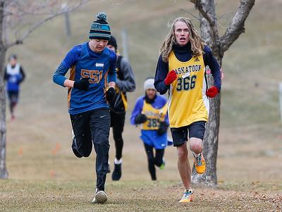 2018 Saskatchewan High School Championships (Deslisle)