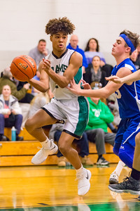 2018-01-04 | CDMS Varsity | Central Dauphin vs. Lower Dauphin