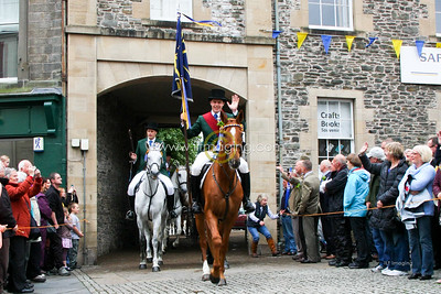 Friday - Snuffing, Auld Song & Procession