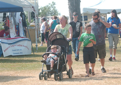 july 8 Conneaut Fourth of July Festival