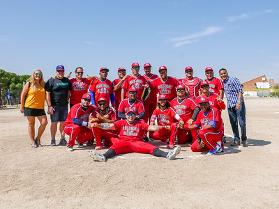 20190901 Campeonato de Softball