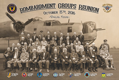 Bombardment Groups Reunion 2016 - Dallas, Texas