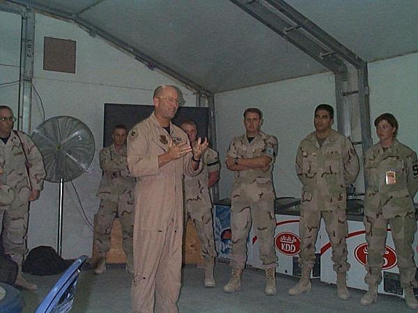 2000 10 - Ali Al Salem AB, Kuwait