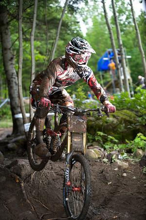 UCI World Cup Mountain Bike - Downhill Men - Mont-Sainte-Anne