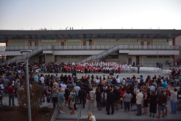 Costa Mesa High School Theater Grand Opening