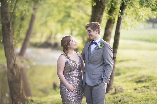{Kelly & Ben- JBHS Prom '19}