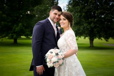 Mr. and Mrs. Trombley