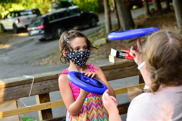 Ice Cream Social at Living Memorial Park - 090221