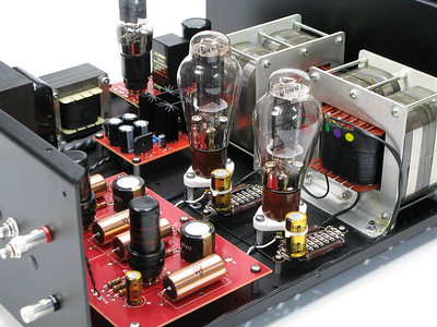 SET Mentor Power Amplifier