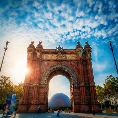 Spain - Barcelona - Other Sites (Sep 2017)