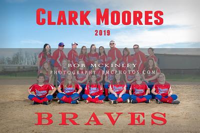 2019 CMMS Softball