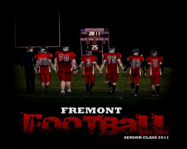 Fremont vs West Noble 10-15-10