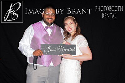 Tessa & Cameron Wedding Photobooth