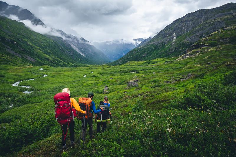 Alaska, Talkeetna Mountains