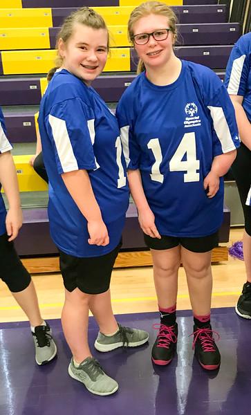 Maddie's Basketball Tournament 2.24.19