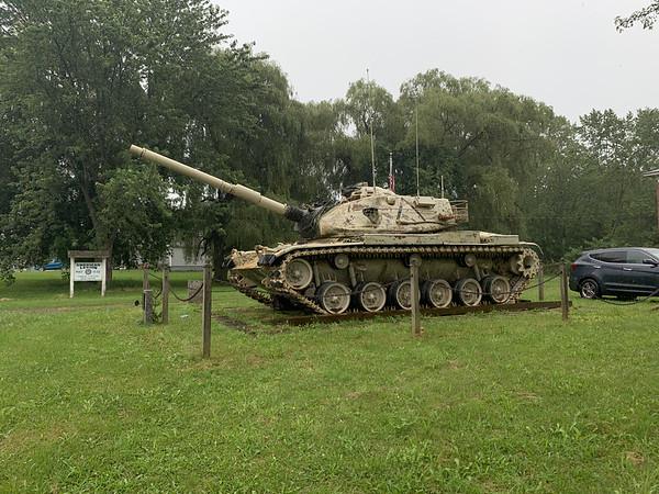 American Legion Post 1532 - New Haven, NY - M60A3