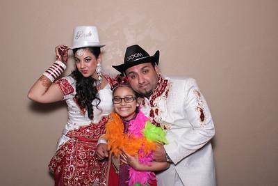 Ali & Zaharra wedding