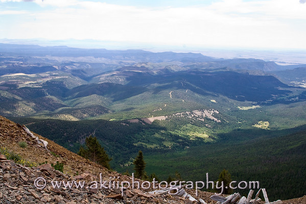 Philmont Day 8. The Eight Day.  (Baldy)