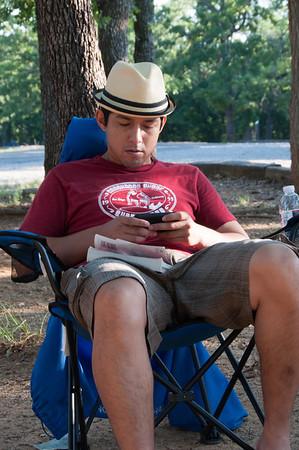 2010 - Camping
