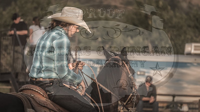 Adams Co. Rodeo 2018 - Friday