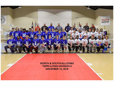 TAPPS DIV II ALL-STAR GAME 2018