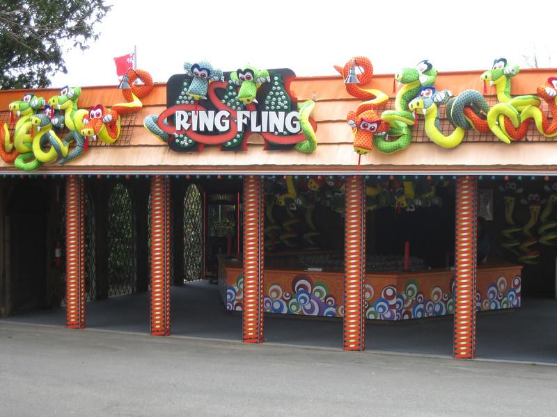 Ring Fling building.