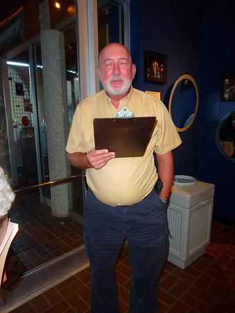 Brazosport Planetarium Trustee Meeting-9/4/12