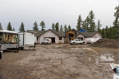 KD GPI house under Construction