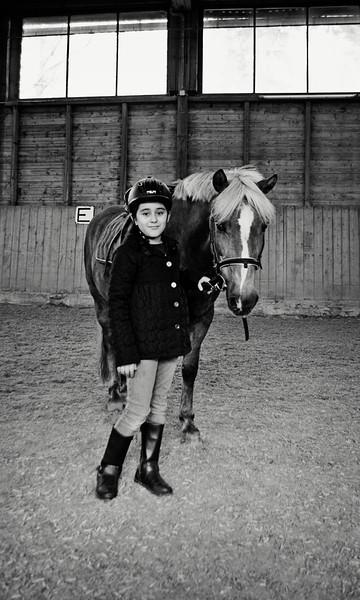 Jimena Riding