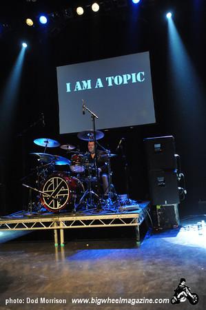 Steve Ignorant - The Last Supper - Final Ever Show - at Shepherds Bush Empire - London, England - November 19, 2011