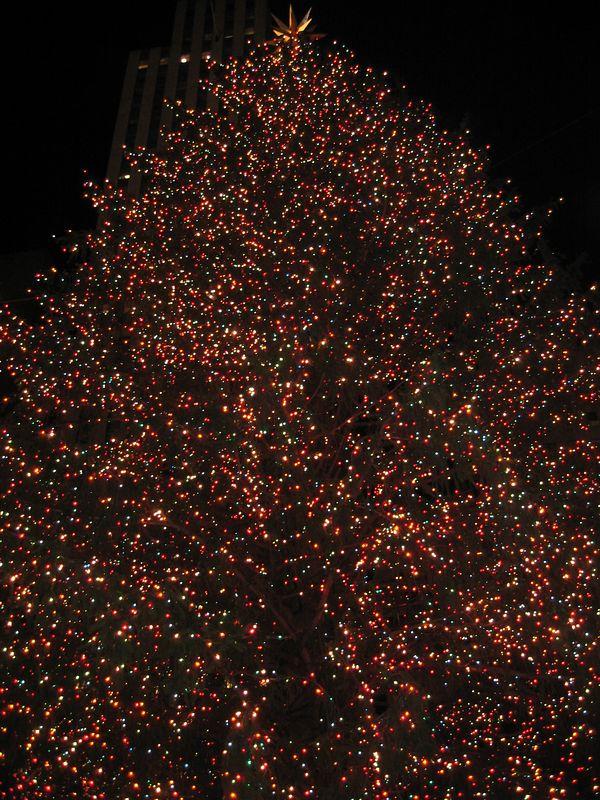 The Rockefeller Center - December 2003
