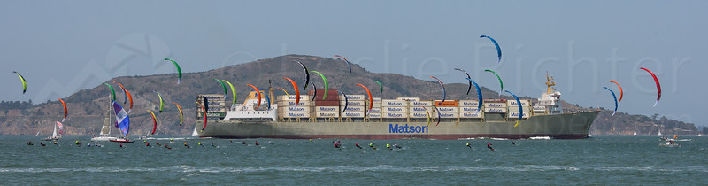 Kite Foil Gold Cup 2015
