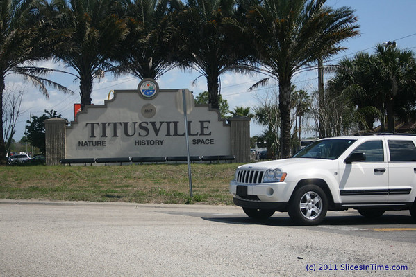 Day trip to Titusville