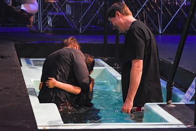 2019-01-26 - 5 p.m. Baptism Service