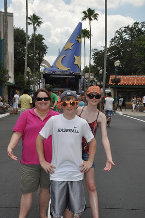 Disney's Hollywood Studios (26 May 2012)