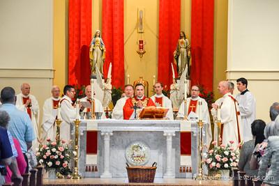 2017 St. Ann Catholic Church