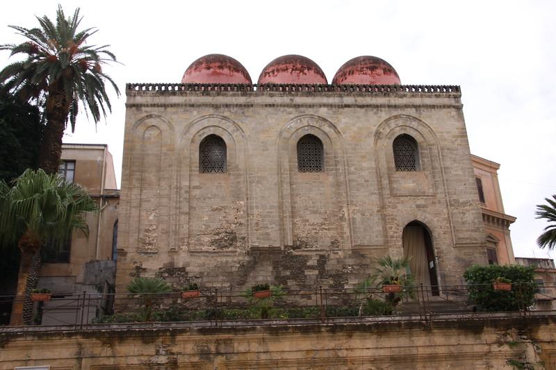 San Cataldo (Norman church 12th century)