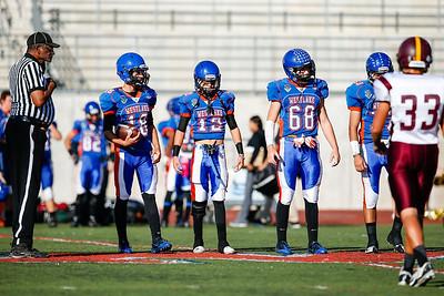 2013 Game09 - Sophomore -vs- Simi Valley