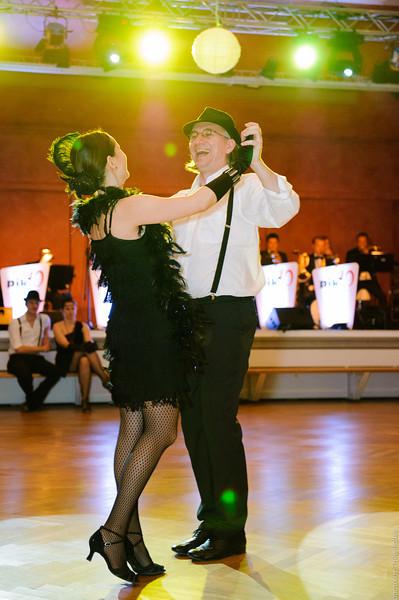 Schneeball Tanzkurse Uni Bayreuth 2013