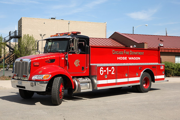 New Hose Wagons May 3, 2007