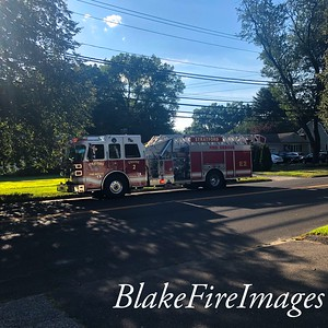 Reported Structure Fire - 1249 Huntington - 8/25/19
