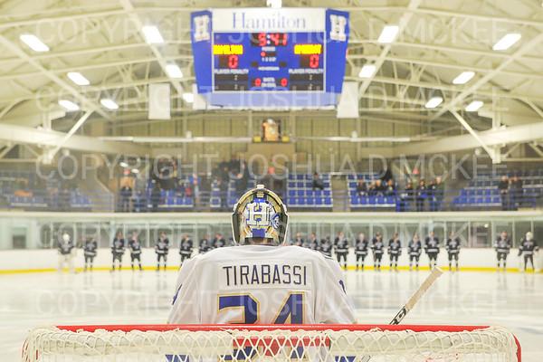 Hamilton Men's Hockey v Amherst 11-16-18