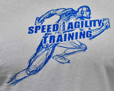 Speed and Agility training -  7.17.2018