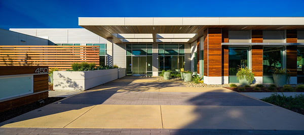 450 National Ave. (Architectural Exterior Photography) Mountain View, California