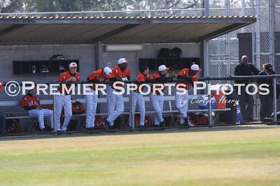 Clear Springs Varsity Baseball vs La Porte 3/4/10