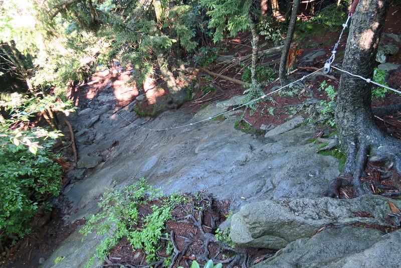 Grandfather Trail -- 5,480'